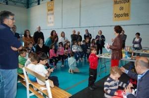 Convivencia y taller adrenalina para niños SMA Almería 2016