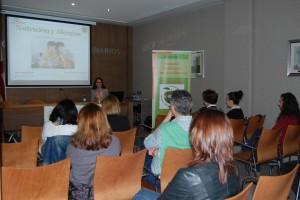 Charla nutrición SMA Almería 2016
